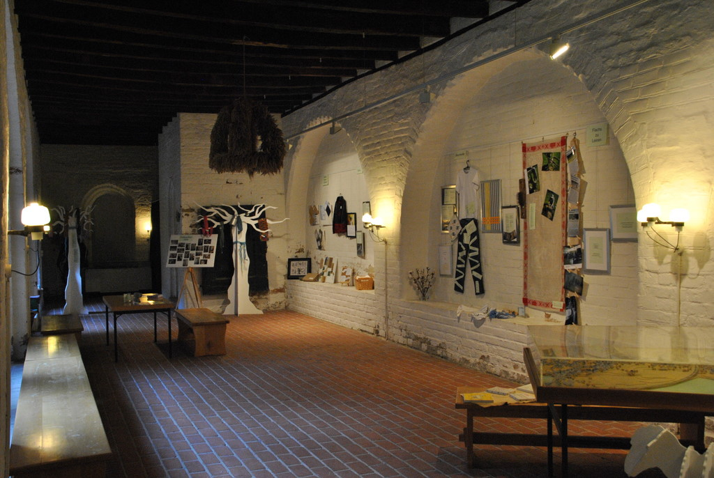 Teilansicht der Ausstellung