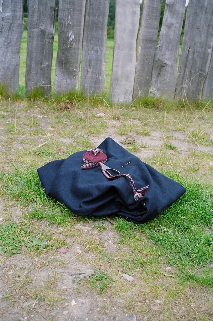 Material für das Kleid