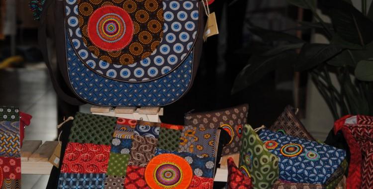 Taschen aus Südafrika, Shweshwestoff