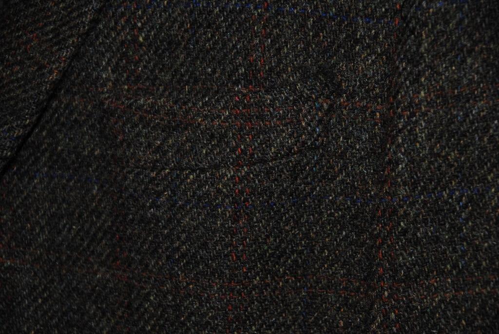 Herrenjacke aus Herris Tweed