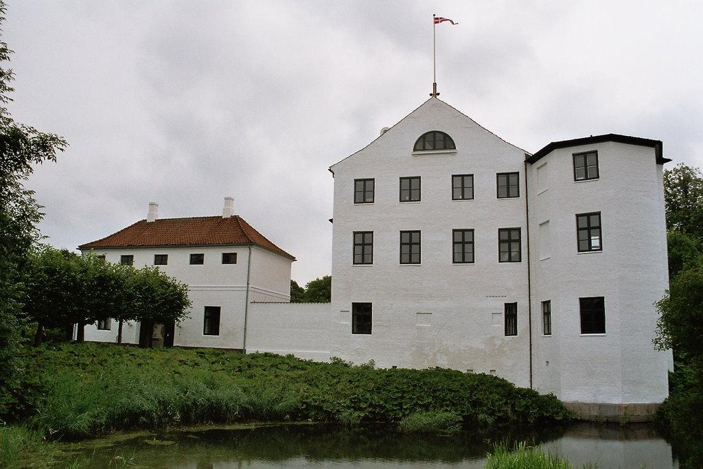 Schloss von Aabenraa, Dänemark