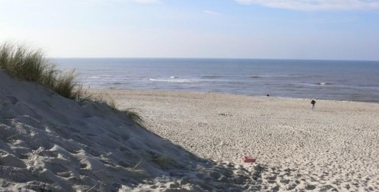 Strand auf Texel