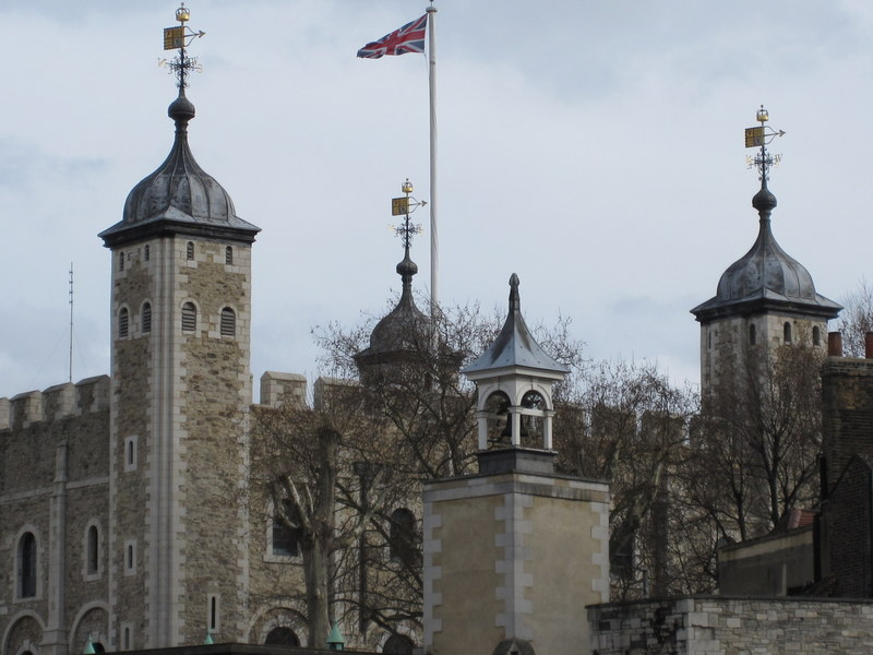 Tower in London