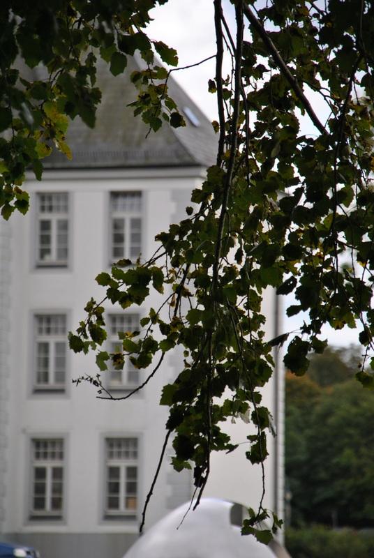 Nebengebäude Schloss Gottorf