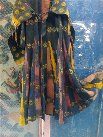 Kleidung in Ladakh, Nordindien