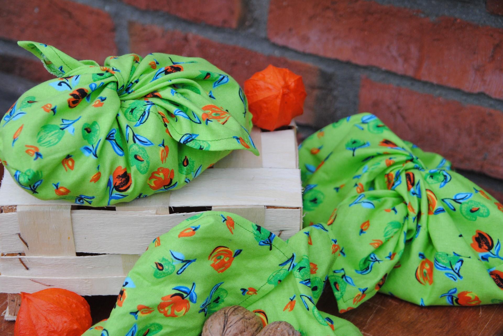 Säckchen für Vorrat oder als Geschenkverpackung