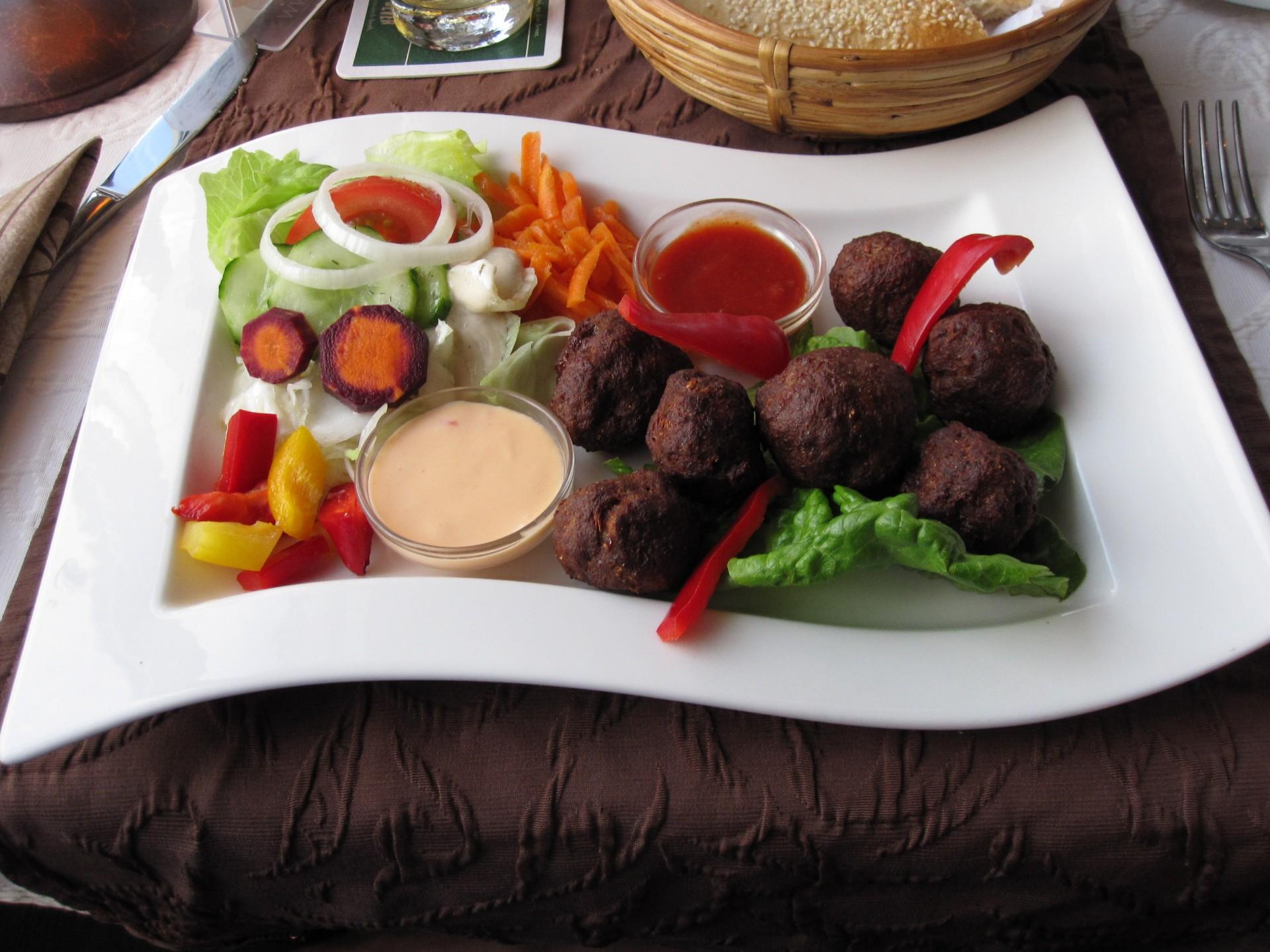 afrikanisches Essen