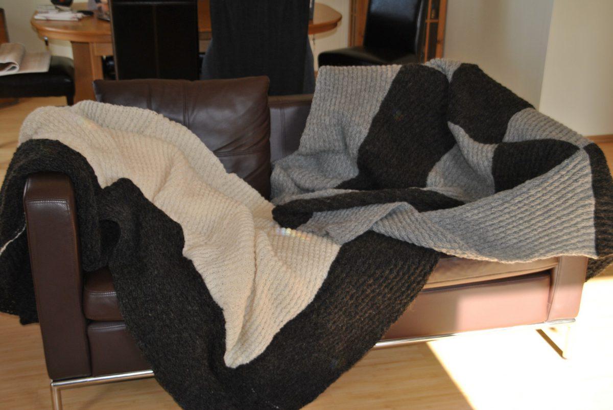 Die Decken sind nun Vergangenheit.