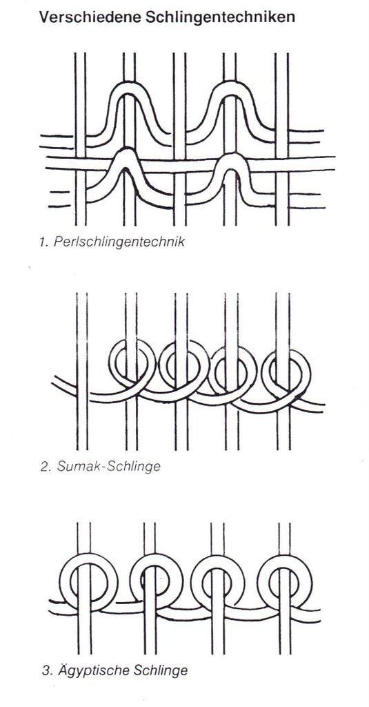 Schlingentechniken 1