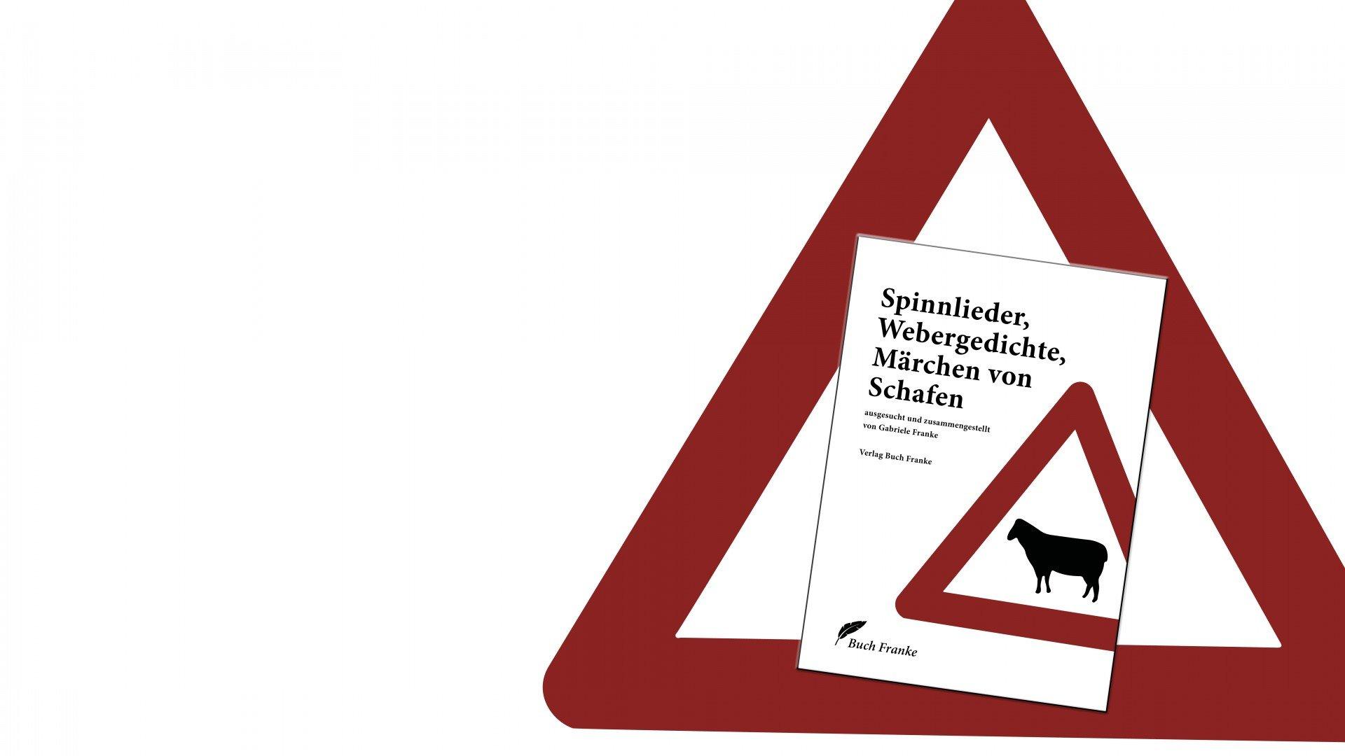 Buch-Cover in Warndreieck