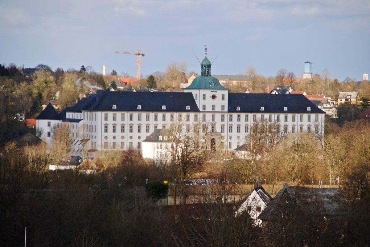 Schloss Gottorf in Schleswig