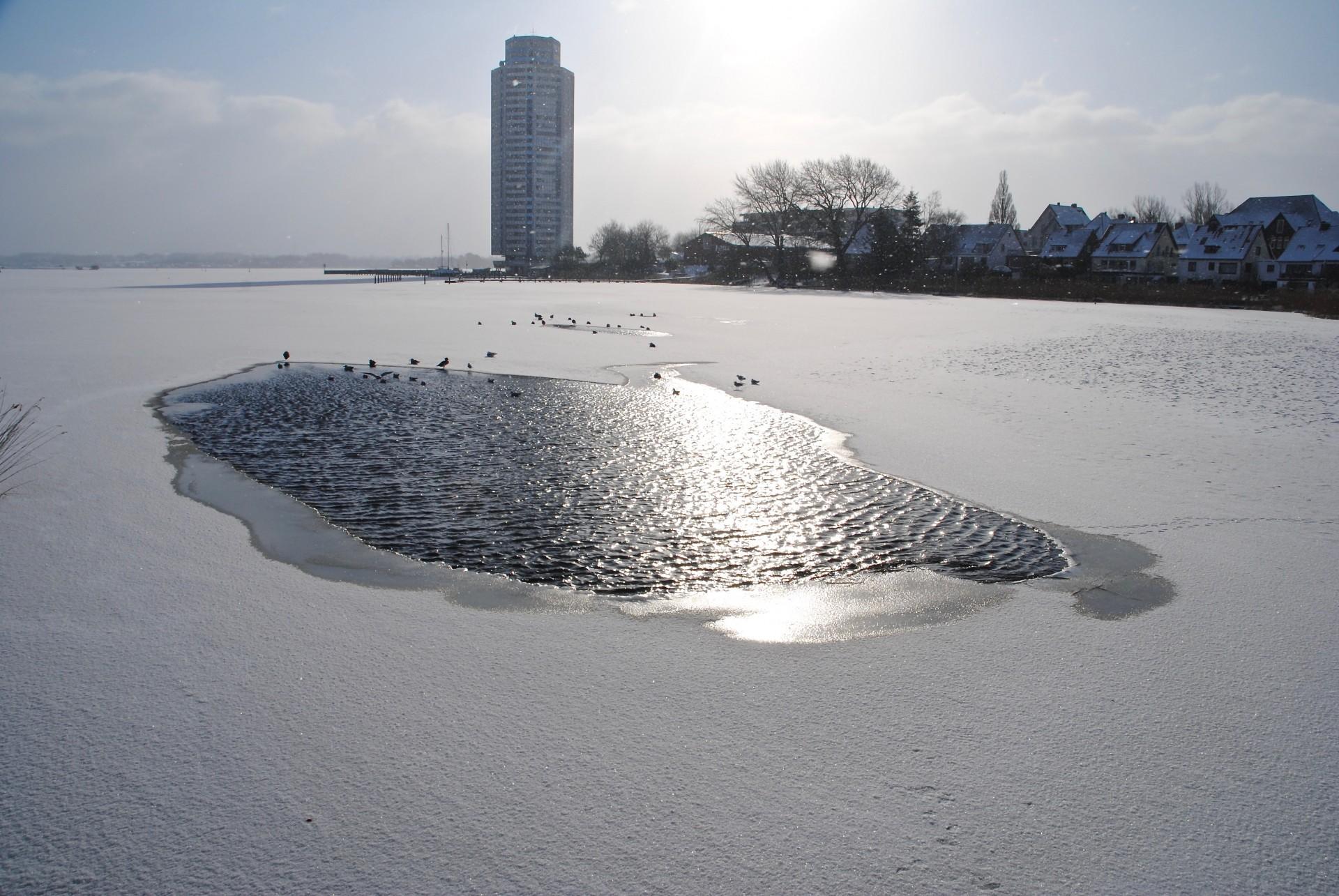 Schleswig im Winter 2018